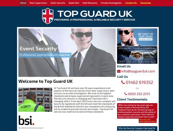 Top Guard UK