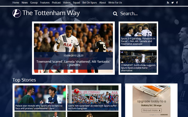 The Tottenham Way