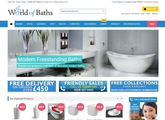 World of Baths