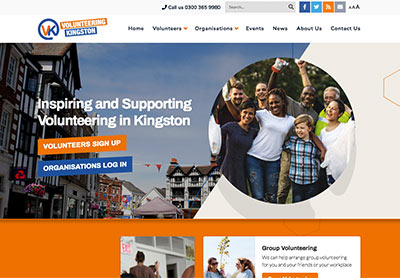 Volunteering Kingston